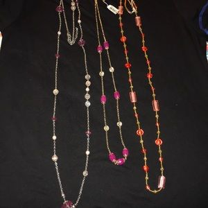 Necklace Set of 3